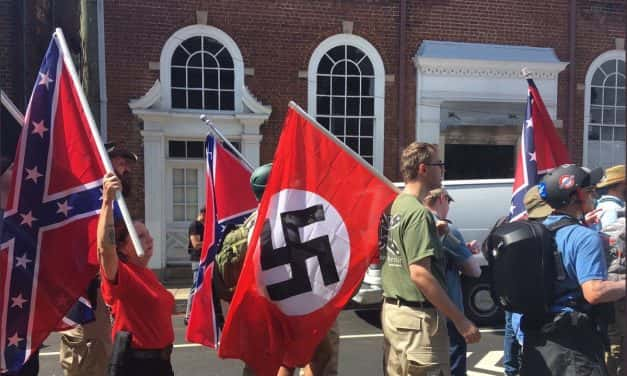 Trump muss kein Nazi sein, und das ist der Punkt