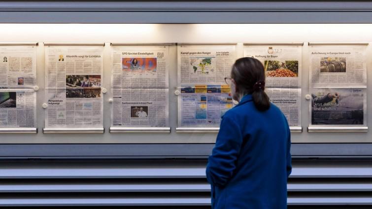 Lokaljournalismus – Wichtige Beobachter vor Ort